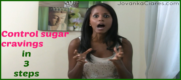 control sugar cravings
