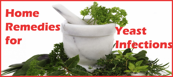 home remedy for yeast infections
