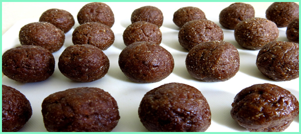raw cacao energy balls