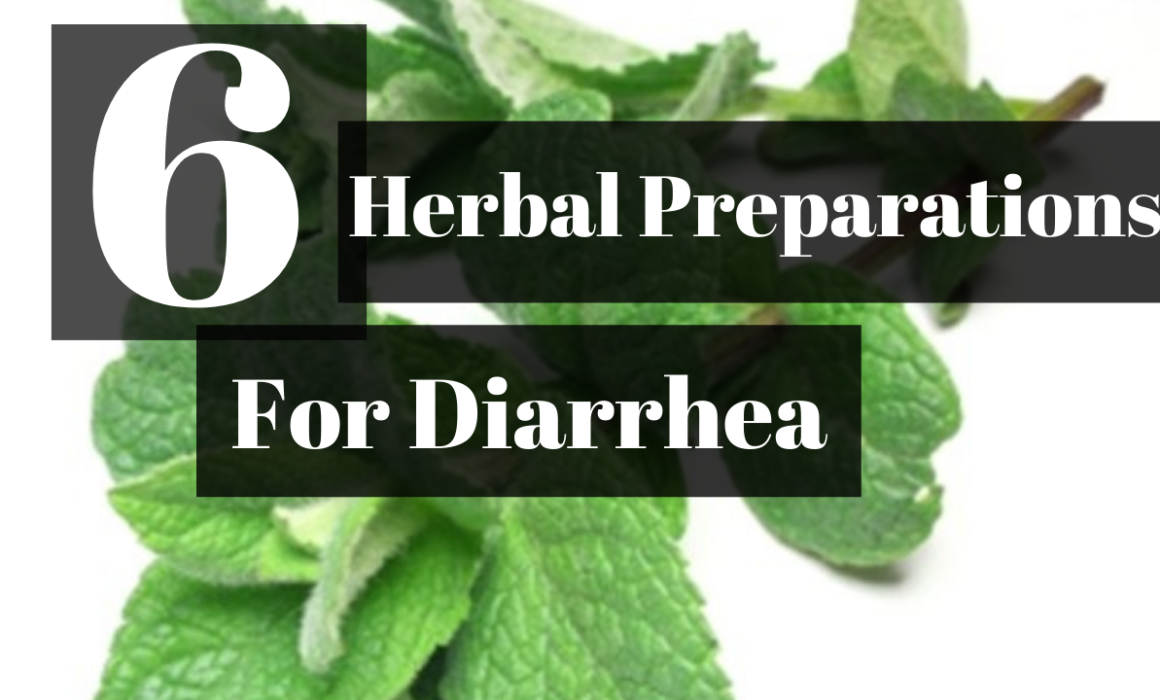 6 Perfect Home Diarrhea Herbal Preparations | Jovanka Ciares