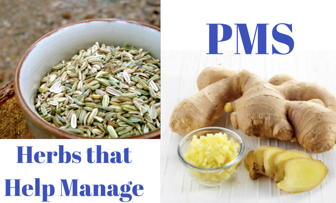 Herbs that Help Manage PMS | Jovanka Ciares