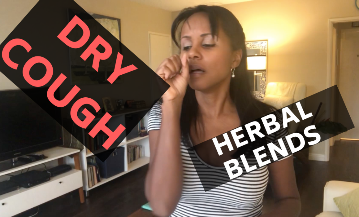 Dry Cough Herbal Plan | Jovanka Ciares